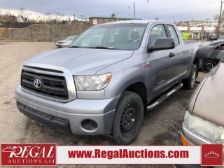 Used 2010 Toyota Tundra (12-N) for sale in Calgary, AB