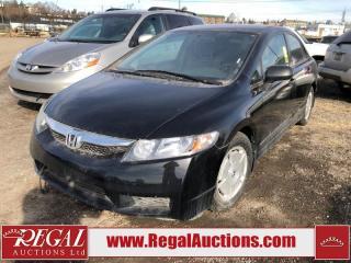 Used 2009 Honda Civic (18-J) for sale in Calgary, AB