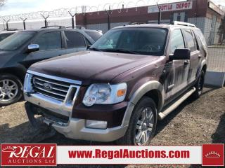 Used 2007 Ford Explorer (18-SOUTH) for sale in Calgary, AB