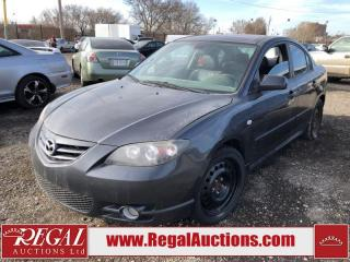 Used 2006 Mazda MAZDA3 (19-H) for sale in Calgary, AB