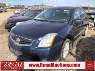 Used 2010 Nissan Sentra (31-L) for sale in Calgary, AB