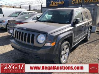 Used 2014 Jeep Patriot (71-SOUTH) for sale in Calgary, AB