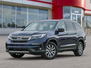 New 2021 Honda Pilot EX-L NAVI for sale in Winnipeg, MB