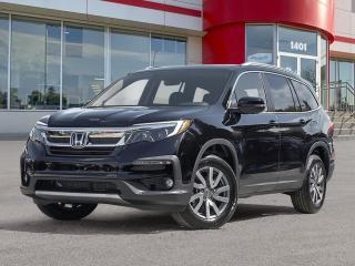 New 2021 Honda Pilot EX-L NAVI for sale in Winnipeg, MB