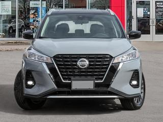 New 2021 Nissan Kicks SV for sale in Winnipeg, MB