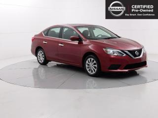 Used 2017 Nissan Sentra SV Style PKG Accident Free, Backup Camera, Heated Seats, Sunroof for sale in Winnipeg, MB