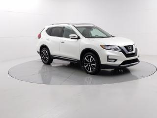 Used 2017 Nissan Rogue SL Platinum Reserve Leather, Bose Audio, Panoramic Moonroof, Navigation for sale in Winnipeg, MB