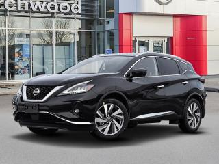 New 2021 Nissan Murano SL Midnight Edition! for sale in Winnipeg, MB