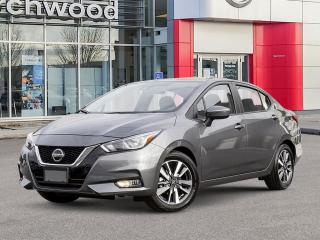 New 2021 Nissan Versa SV for sale in Winnipeg, MB
