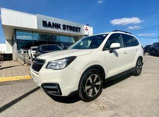Used 2018 Subaru Forester 2.5i Touring for sale in Gloucester, ON
