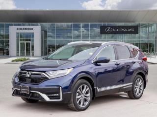 Used 2020 Honda CR-V Touring for sale in Winnipeg, MB