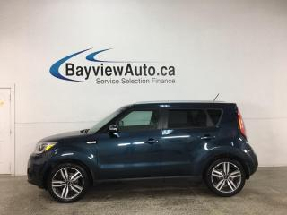 Used 2017 Kia Soul EX Tech - AUTO! PANOROOF! NAV! HTD/COOLED LEATHER! LOADED! for sale in Belleville, ON