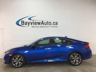 Used 2019 Honda Civic Touring - LOADED! 0KMS! for sale in Belleville, ON