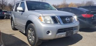 Used 2009 Nissan Pathfinder LE for sale in Pickering, ON
