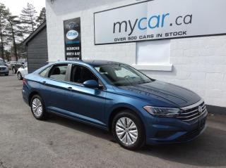 Used 2019 Volkswagen Jetta 1.4 TSI Comfortline HEATED SEATS, BACKUP CAM, BLUETOOTH!! for sale in North Bay, ON
