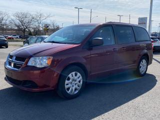 Used 2017 Dodge Grand Caravan CVP/SXT SXT-NAV+DVD+PWR SEAT! for sale in Cobourg, ON