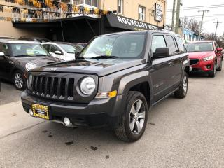 Used 2016 Jeep Patriot 4WD 4dr High Altitude for sale in Scarborough, ON