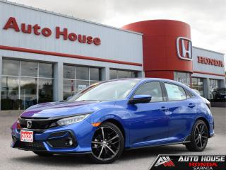 Used 2020 Honda Civic SPORT TOURING 5DR - BRAND NEW ! - CLEAR OUT! for sale in Sarnia, ON