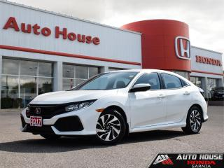 Used 2017 Honda Civic Hatchback LX 5DR AUTO - LOW KMS! for sale in Sarnia, ON