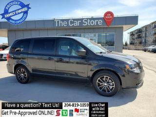 Used 2017 Dodge Grand Caravan SXT PLUS, Stow-n-GO DVD PLAYER Rear Cam POWER DOOR for sale in Winnipeg, MB
