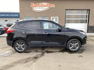 Used 2014 Hyundai Tucson GLS AWD for sale in Stettler, AB