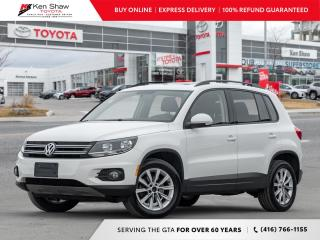 Used 2013 Volkswagen Tiguan 4Motion for sale in Toronto, ON