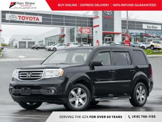 Used 2013 Honda Pilot for sale in Toronto, ON