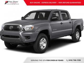 Used 2014 Toyota Tacoma for sale in Toronto, ON