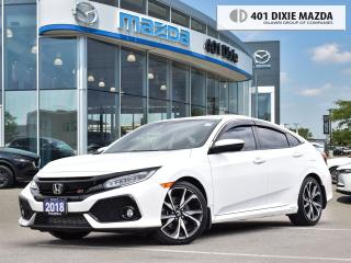 Used 2018 Honda Civic ONE OWNER  NO ACCIDENTS  NAVIGATION for sale in Mississauga, ON