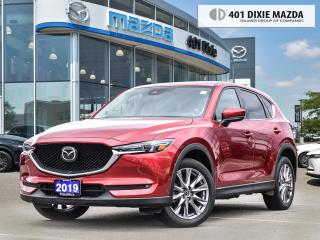 Used 2019 Mazda CX-5 GT w/Turbo 1.99% FINANCE AVAILABLE| ONE OWNER| NO for sale in Mississauga, ON