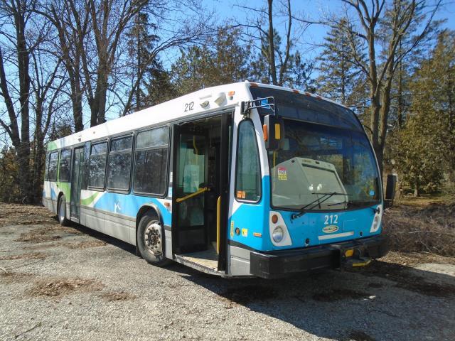 2009 Nova Bus 35 PASSANGER BUS