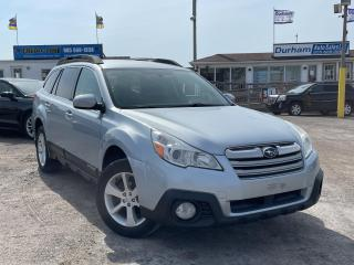 Used 2013 Subaru Outback 2.5i Touring for sale in Whitby, ON