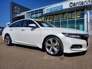 Used 2018 Honda Accord Sedan TOURING 2.0T for sale in Charlottetown, PE