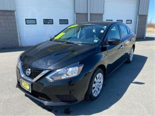 Used 2017 Nissan Sentra SV with Heated Seats & Siri Eyes Free for sale in Kentville, NS