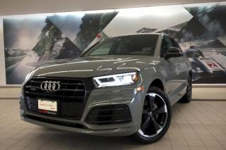 Used 2019 Audi Q5 45 Technik + S-Line Black Pkg | Nav | Pano Roof for sale in Whitby, ON