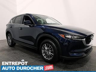 Used 2018 Mazda CX-5 GS - AWD - Cuir - Climatiseur - for sale in Laval, QC