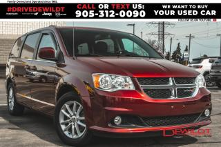 Used 2019 Dodge Grand Caravan PREMIUM PLUS | NAV | PWR SLIDERS + GATE | for sale in Hamilton, ON