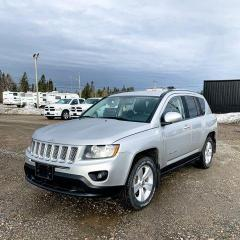 Used 2014 Jeep Compass 4x4 SPORT/NORTH for sale in Kapuskasing, ON