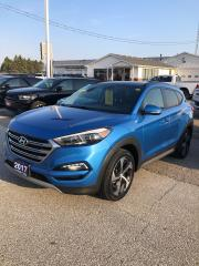Used 2017 Hyundai Tucson SE TURBO AWD with LOW KM for sale in Petrolia, ON