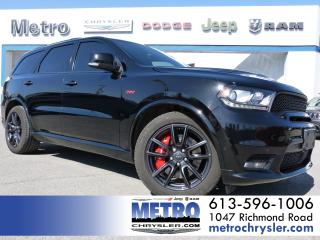 Used 2018 Dodge Durango SRT FULLY LOADED LOW KMs AWD for sale in Ottawa, ON