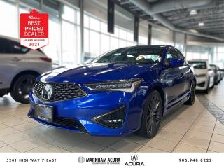 Used 2020 Acura ILX Tech A-Spec for sale in Markham, ON