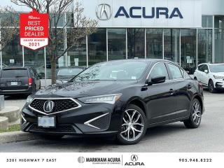 Used 2020 Acura ILX Premium 8DCT for sale in Markham, ON
