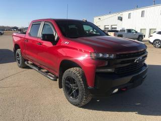 Used 2019 Chevrolet Silverado 1500 LT Trail Boss for sale in Roblin, MB