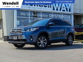 Used 2018 Toyota Highlander XLE for sale in Kitchener, ON