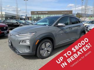 New 2021 Hyundai KONA EV Preferred for sale in Port Coquitlam, BC