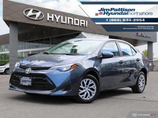 Used 2017 Toyota Corolla LE for sale in North Vancouver, BC