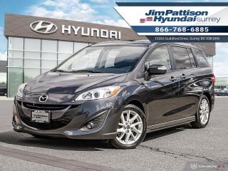 Used 2016 Mazda MAZDA5 GT for sale in Surrey, BC