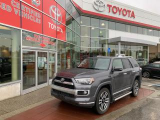 Used 2018 Toyota 4Runner Limited for sale in Surrey, BC
