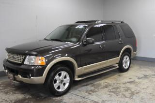 Used 2005 Ford Explorer Eddie Bauer for sale in Kitchener, ON