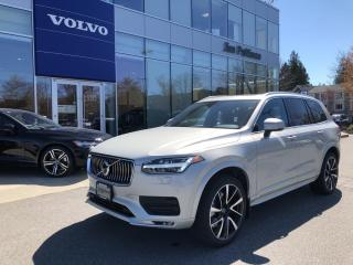 New 2021 Volvo XC90 T6 Momentum 7 Passenger for sale in Surrey, BC